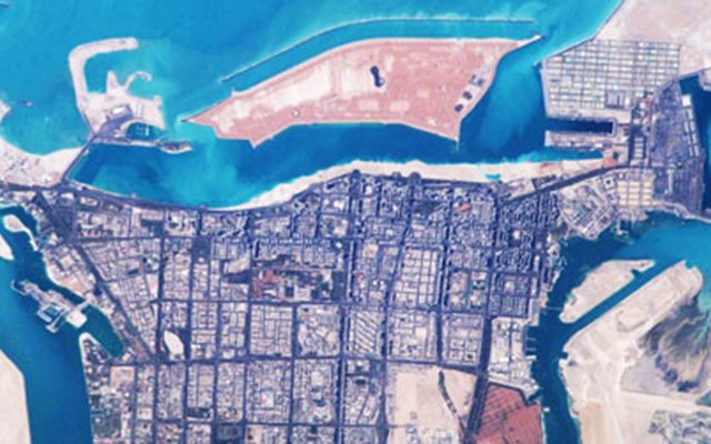 Island of Abu Dhabi