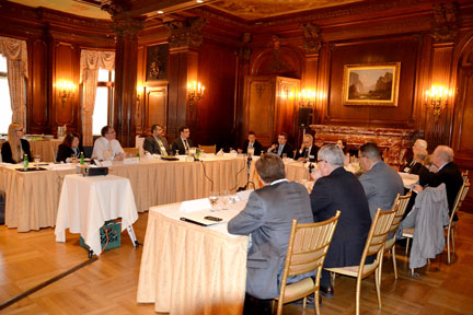 The Eye on Earth: FALCON Workshop Disaster Management Special Initiative, held at the Cosmos Club in Washington, D.C., October 24-25, 2014.